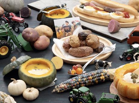 (3)飲食事業者との連携